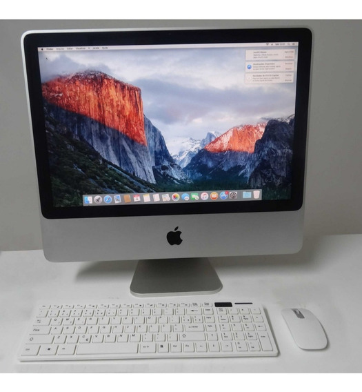 iMac Mb324ll/a 20 Intel Core 2 Duo 2.66ghz 4gb Hd-320gb