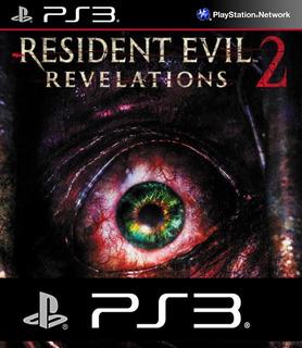 Resident Evil Revelations 2 Ps3 Deluxe Edition