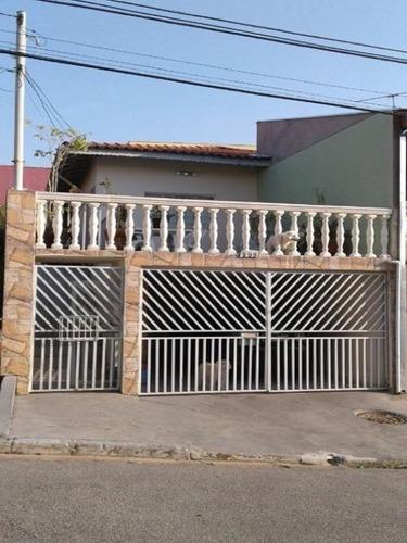 Casa No Jardim Itália Para Venda - Ca1564 - 34731356