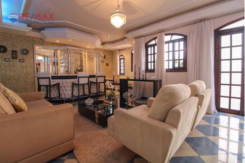 Imagem 1 de 18 de Casa À Venda, 404 M² Por R$ 850.000,00 - Parque Três Meninos - Sorocaba/sp - Ca2008