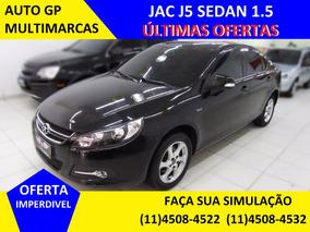 Jac J5 Sedan 1.5 - Carro Impecavel