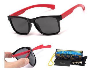Oculos Ogrife Solar Infantil Og 1728-i Unissex Polarizado