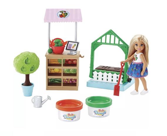 Mattel Barbie Horta Da Chesea - Frh75