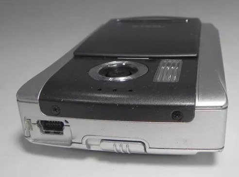 Camera Digital Mirage Steel 3.0 Megapixeis