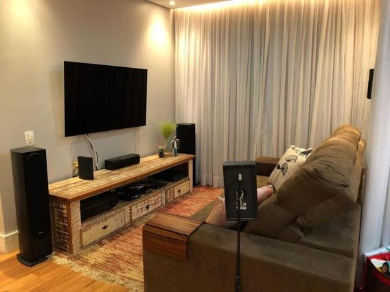 Apartamento Residencial À Venda, Vila Polopoli, São Paulo. - Ap1972