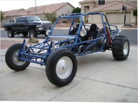 Projeto Gaiola Kart Cross Buggy 2 Lugares Frete Grátis