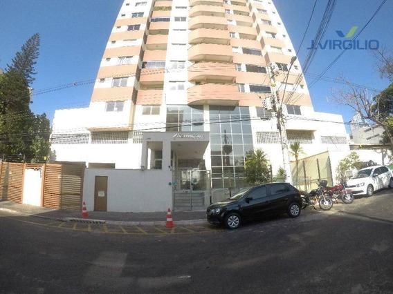 Apartamento Com 1 Quarto À Venda Em Goiânia/go - Ap0250