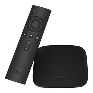Xiaomi Mi Tv Box 4k Androidtv Incluye Control Remoto Youtube