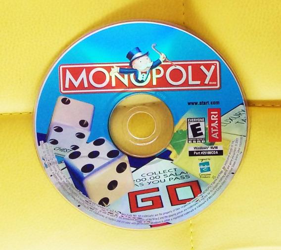 Monopoly Jogo De Computador Pc