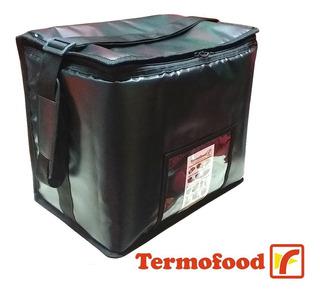 Bolso Térmico Morral Exterior Plastico, 48 Lts. Envio Gratis