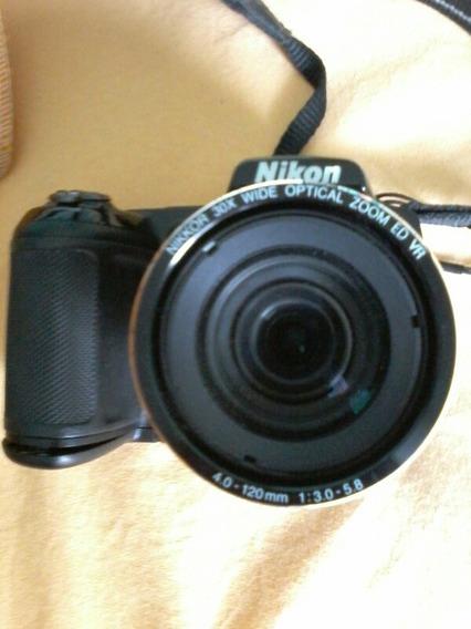 Maquina Fotográfica Semiprofissional Nikon L820