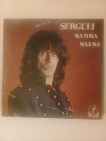 Compacto Duplo - Serguei / Samba Salsa