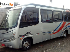 Micro Ônibus Rodoviário Maxibus Astor - Ano 09/09- Johnnybus