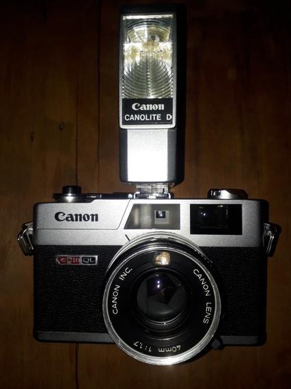 Canon Canonet Ql17 Giii (g3)
