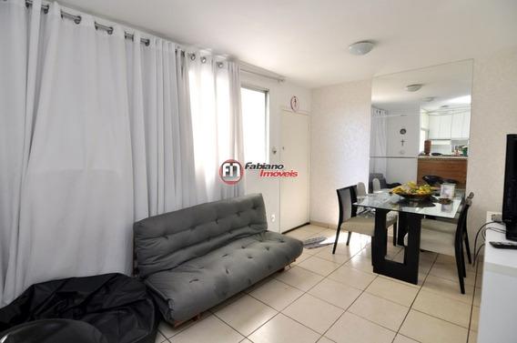 Apartamento 02 Quartos À Venda, Bairro Serrano, Belo Horizonte - Mg. - 5636