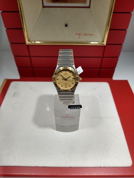 Relógio Omega Constellation Md 13121000