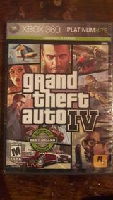 Jogo Gta Iv Xbox 360