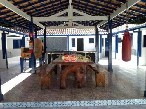 Imagem 1 de 21 de Pousada Comercial À Venda, Centro, Ubatuba. - Po0001