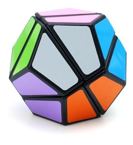 Cubo Magico Megaminx Lanlan Dodecaedro 2x2 Raro De Coleccion