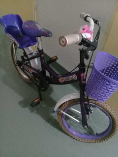 Bicicleta Rodado 14 Nena