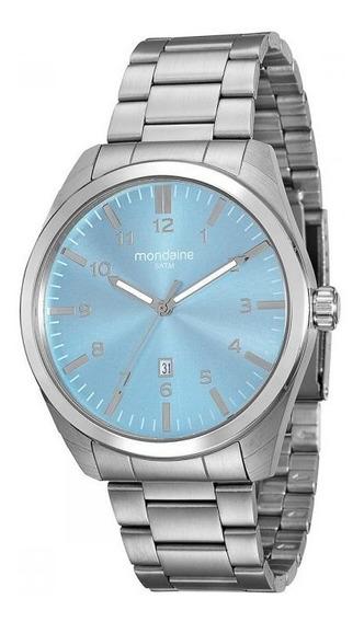 Relógio De Pulso Masculino Mondaine 94969g0mvna1