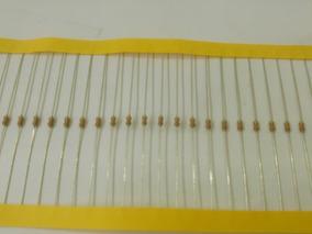 Resistores De Filme De Carbono 1/8w 22k (kit 1000un)