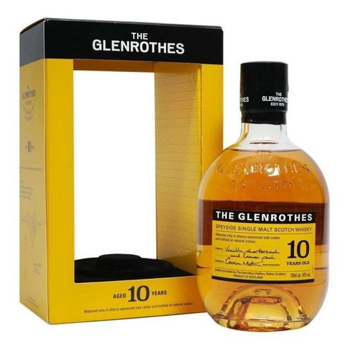 Imagen 1 de 1 de The Glenrothes 10 Años 700 Ml