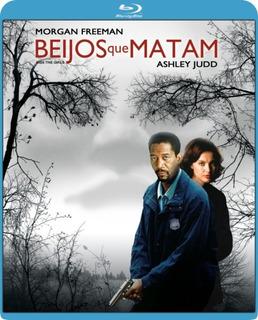 Beijos Que Matam - Blu-ray ( Original ) Raro