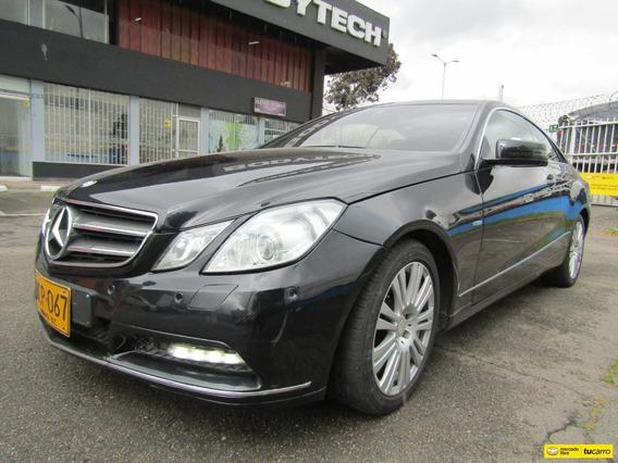 Mercedes-benz Clase E E250 Cgi Coupe