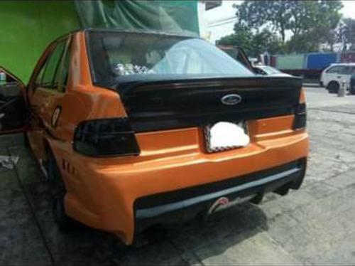 Ford Escort Semifull