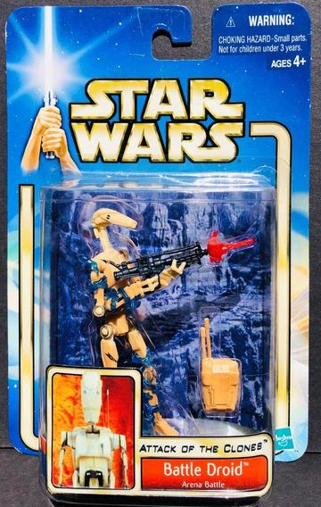 Star Wars Aotc #11 Battle Droid
