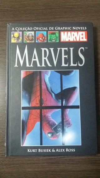 Salvat Marvel Marvels