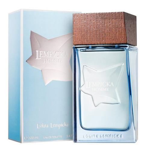 Lempicka Homme Edt 100ml Silk Perfumes Original Ofertas