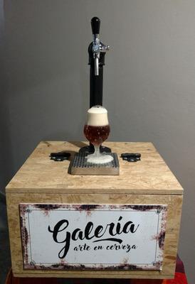 Alquiler Chopera Cerveza Artesanal Galeria Envio A Domicilio