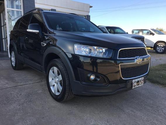 Chevrolet Captiva Ls Nafta 2.4 - Caja De 6 Velocidades - 7as