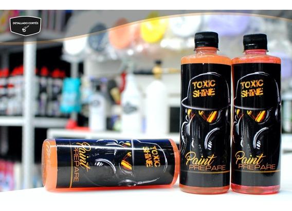 Toxic Shine Paint Prepare Prep De Superficies Sellado Ipa