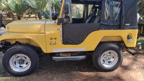 Imagem 1 de 7 de Jeep Cj5