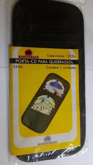 Porta Cd Para Quebrassol Para 12 Cds