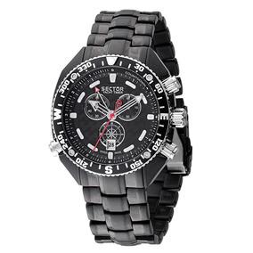Relógio Masculino Analógico Sector Ws30232p - Preto