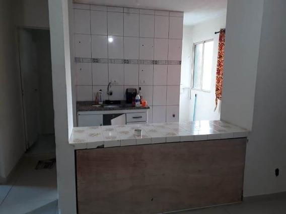 Apartamento Em Itanhaém Com Entrada + Parcelas Ref 4917