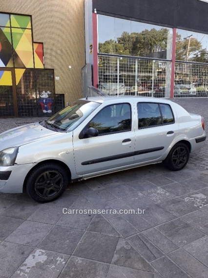 Renault Clio Sedan 1.0 16v Authentique 4p 2003