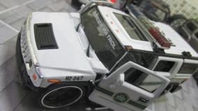 Miniatura Hummer H2 Suv 1/35 Raridade No Mercado.