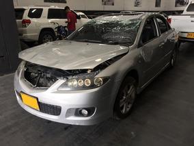 Mazda 6 Sr 2009 Chocado Salvamento Siniestro