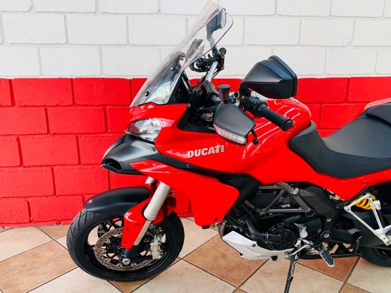 Ducati Multistrada 1200 - 2013 - Financiamos - Km 29.000