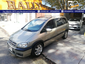 Chevrolet Zafira Entrega U$s 5000 Financia Sola Firma