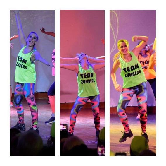 Sudadera Musculosa Dryfit Danza Personalizada Xs Al 3xl