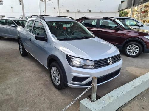 Volkswagen Saveiro Cabina Doble Confortline 1.6 Okm 1.6 Okm