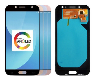 Frontal Tela Touch Display Galaxy J7 Pro J730 Orig Amoled