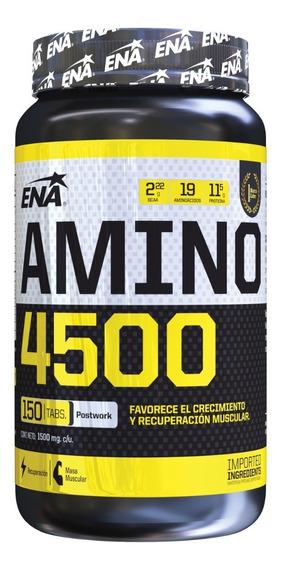 Amino 4500 (150 Tabs) - Recuperación