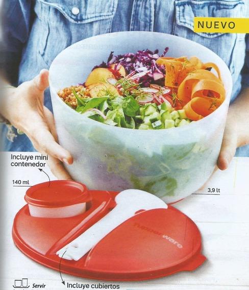Ensaladera, Tupperware Jumbo Salad 3,9 Lt.